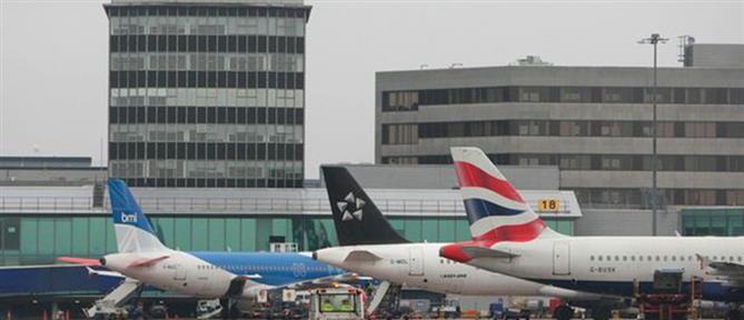 Μάντσεστερ: Εκκενώθηκε το αεροδρόμιο