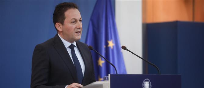 Πέτσας: Δεν μπορεί η Ελλάδα να σηκώσει άλλο το βάρος των παράτυπων μεταναστών