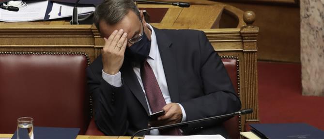 """""""Μάχη"""" στη Βουλή για την πρόταση δυσπιστίας κατά Σταϊκούρα"""