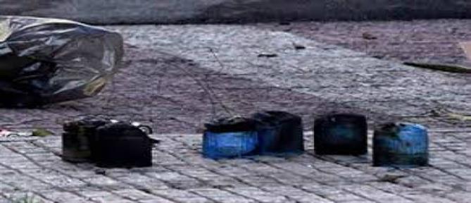 Θεσσαλονίκη: επιθέσεις με γκαζάκια τα ξημερώματα