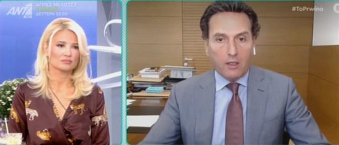 """Φιλιππίδης - Δημητρακόπουλος: το τεκμήριο της αθωότητας κι οι """"μηνύσεις"""" στις καταγγέλλουσες (βίντεο)"""