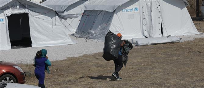 Καρά Τεπέ: Στον Δήμο Μυτιλήνης επέστρεψε ο χώρος της δομής