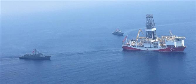 Η Τουρκία στέλνει ερευνητικό σκάφος ανοικτά της Κρήτης