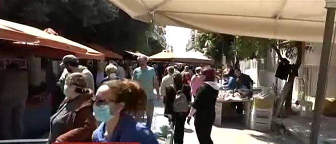 Κορονοϊός - Καβάλα: Αναβολή εκδηλώσεων και χρήση μάσκας στις λαϊκές