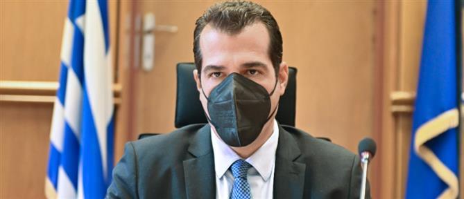 """Πλεύρης: """"Βολές"""" κατά ΣΥΡΙΖΑ για τα μονοκλωνικά αντισώματα"""