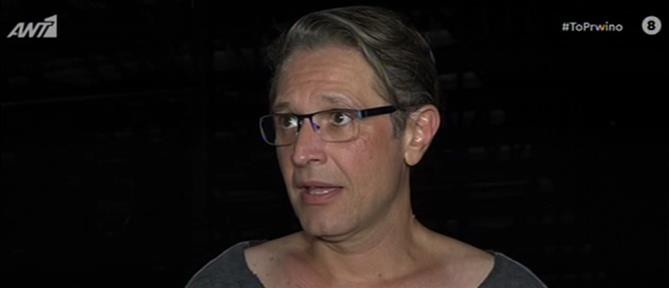 Χειλάκης για Λιγνάδη: αν αποδειχθεί παραβατική συμπεριφορά, θέλω να τον κοιτάξω στα μάτια (βίντεο)