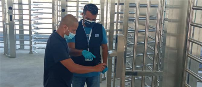 Σάμος: στη νέα δομή οι αιτούντες άσυλο από το Βαθύ (βίντεο)