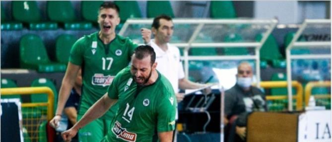 "Volley League: Επέστρεψε στον ""θρόνο"" ο Παναθηναϊκός"