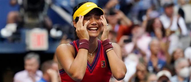 US Open - Ραντουκάνου: Τα ρεκόρ που έσπασε ή ισοφάρισε η 18χρονη Έμα