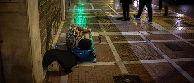 Άστεγος έπεσε θύμα κλοπής