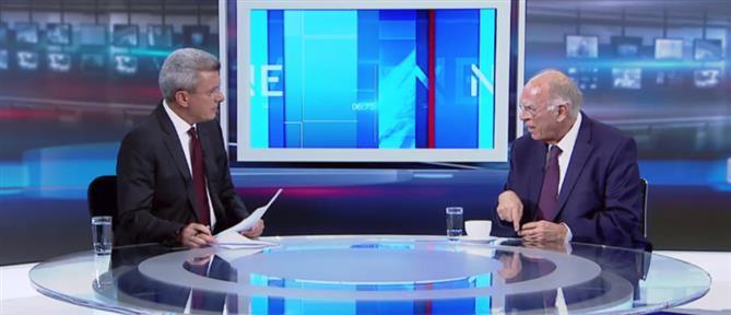 Λεβέντης στον ΑΝΤ1: να μην πάμε απο την δικτατορία Τσίπρα... σε δικτατορία Μητσοτάκη