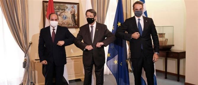 Τριμερής Ελλάδας - Αιγύπτου - Κύπρου: Η ατζέντα της Συνόδου