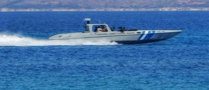 Επιχείρηση για τον εντοπισμό αγνοουμένων στα ανοιχτά της Κρήτης