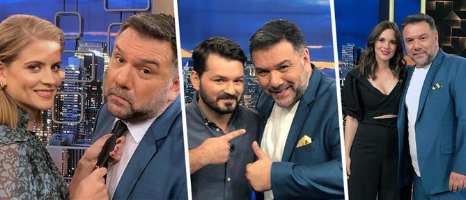 """The 2Night Show"" με πρωταγωνιστές σειρών του ΑΝΤ1 (εικόνες)"