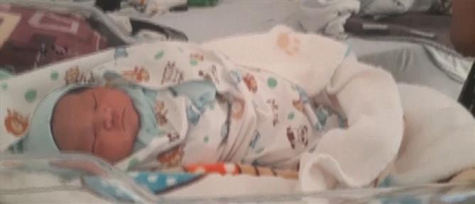 Αντί για δίδυμα γέννησε μωρό 5,5 κιλών! (βίντεο)