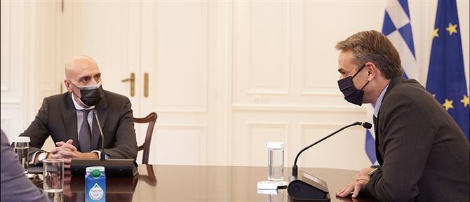 ΕΒΕΑ - Μητσοτάκης: Στόχος οι καλοπληρωμένες θέσεις εργασίας
