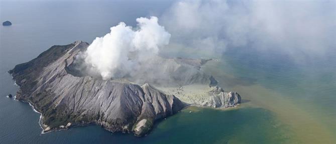Νέα Ζηλανδία: Φόβοι για νέες ηφαιστειακές εκρήξεις