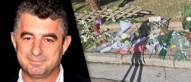 """Δολοφονία Καραϊβάζ: η μητέρα της Ελένης Τοπαλούδη και το σπαρακτικό """"αντίο"""" στον δημοσιογράφο"""