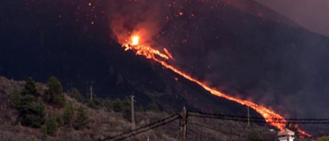 Ηφαίστειο στην Ισπανία: Εκρήξεις και ποτάμια λάβας (βίντεο)