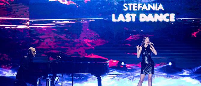 """YFSF - All Star"": Η Στεφανία και η βραδιά για την Eurovision (εικόνες)"