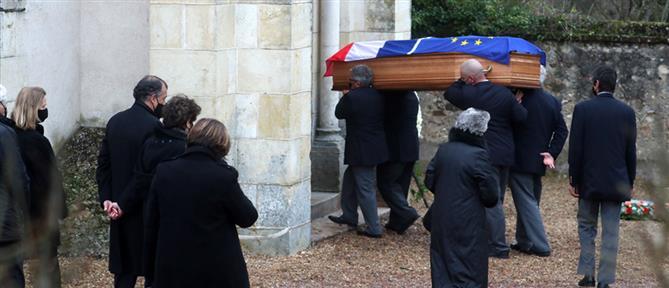 Βαλερί Ζισκάρ ντ' Εστέν: σε στενό κύκλο η κηδεία του (εικόνες)