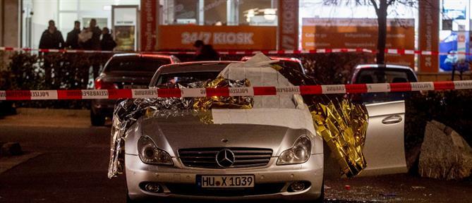 """Γερμανία: οδηγός """"γάζωσε"""" δύο μπαρ (βίντεο)"""