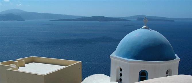 Δαρζέντας στον ΑΝΤ1: Η Σαντορίνη είναι έτοιμη να υποδεχθεί τους τουρίστες (βίντεο)