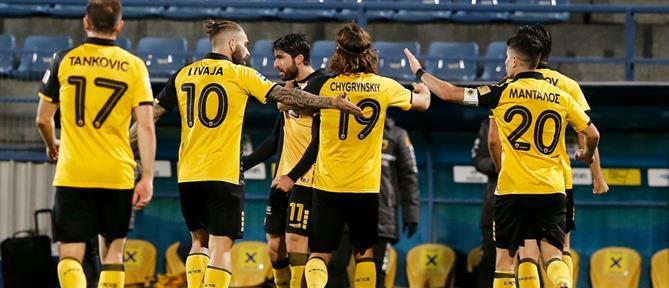 """Αστέρας Τρίπολης – ΑΕΚ: νίκη… βάλσαμο για την """"Ένωση"""""""