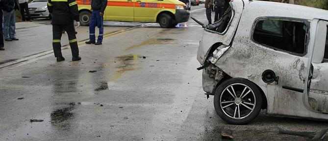 Σκοτώθηκε σε τροχαίο για να αποφύγει τους αστυνομικούς