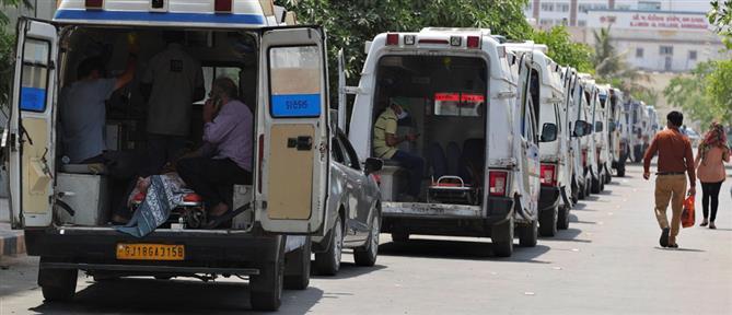Ινδία: φωτιά σε νοσοκομείο - νεκροί ασθενείς με κορονοϊό