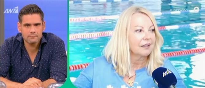 """Η Σούζαν Άσμπι... """"επέστρεψε"""" στον ΑΝΤ1 (βίντεο)"""