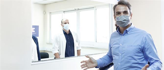 Κορονοϊός - Μητσοτάκης από Ιωάννινα: 7,2 εκατομμύρια εμβολιασμοί στην Ελλάδα