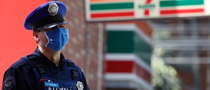 Κορονοϊός: κορυφώνεται η πανδημία στο Μεξικό