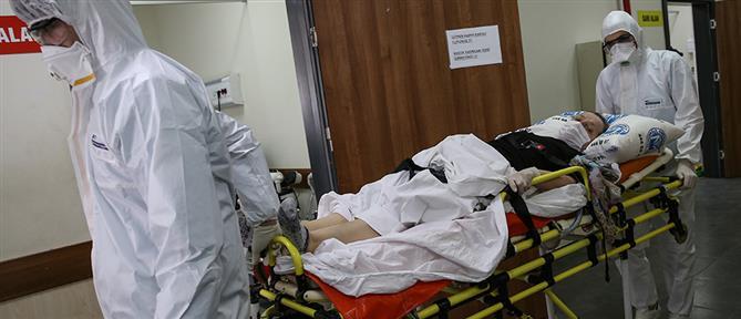 Κορονοϊός – Τουρκία: ημερήσιο ρεκόρ θανάτων για έκτη συνεχόμενη μέρα