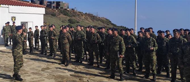 Ημέρα των Ενόπλων Δυνάμεων: Η συγκινητική φωτογραφία του Αρχηγού ΓΕΣ (εικόνες)