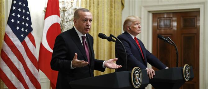 ΗΠΑ: Ψηφίστηκαν από την Γερουσία οι κυρώσεις κατά Τουρκίας για Συρία και S-400
