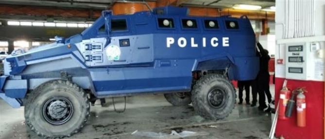 "MRAP Typhoon: τα τεθωρακισμένα της Αστυνομίας που ""πιάνουν δουλειά"" στα σύνορα (εικόνες)"