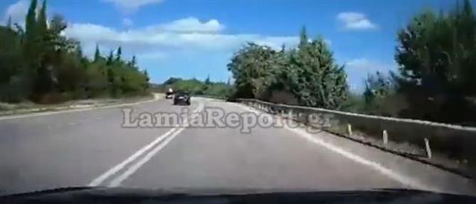 Βίντεο: Οδηγούσε στο αντίθετο ρεύμα