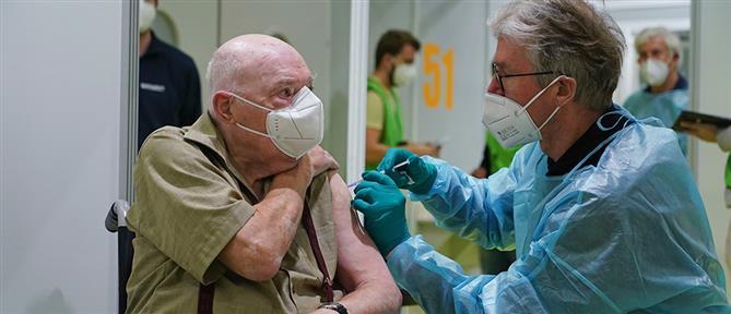 """Εμβόλιο για κορονοϊό – Γερμανία: πλάνο για 3η """"αναμνηστική"""" δόση"""
