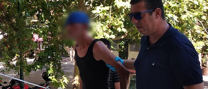 """Καταδικάστηκε ο… """"νταής"""" εμπρηστής (εικόνες)"""