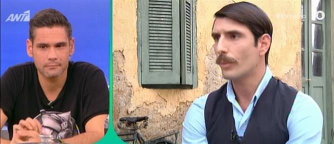 Γιώργος Γεροντιδάκης: Δέχθηκα άγρια μηνύματα για το φόνο του Γιάννου (βίντεο)