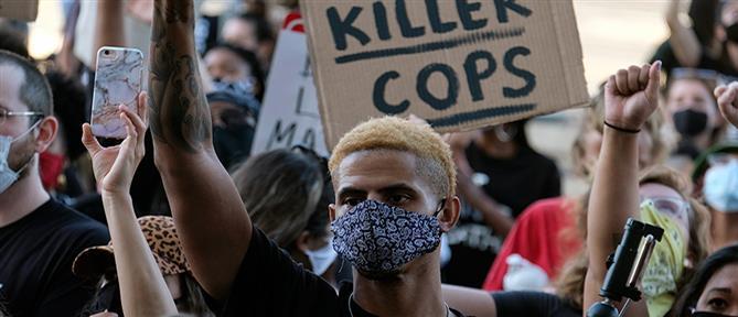 Τζορτζ Φλόιντ: Διαδηλώσεις για τη δολοφονία από αστυνομικό (εικόνες)