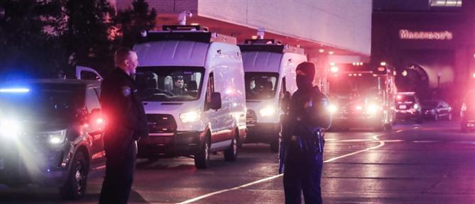 Πυροβολισμοί σε εμπορικό κέντρο στο Μιλγουόκι (εικόνες)