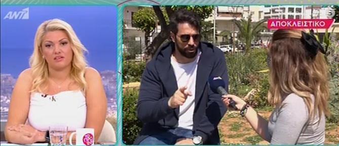 """Ο Γιώργος Παράσχος στο """"Πρωινό"""" για τα κάστινγκ και την σχέση με την πρώην σύζυγο του (βίντεο)"""