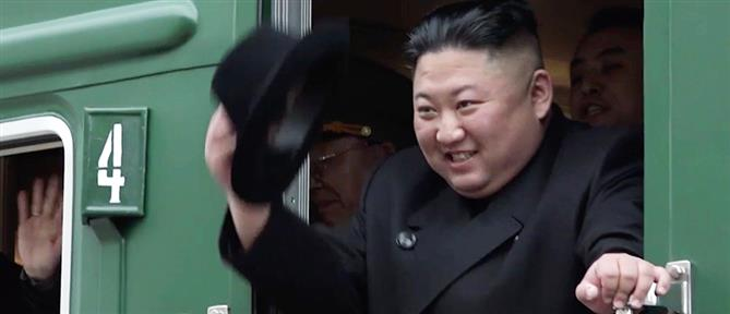 """Βόρεια Κορέα: """"Εξαίρετη"""" η επιστολή Τραμπ στον Κιμ Γιονγκ Ουν"""