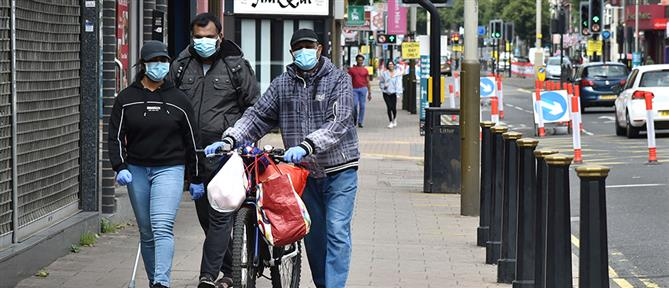 Κορονοϊός - Βρετανία: ρεκόρ κρουσμάτων από την έναρξη της πανδημίας