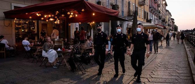 """Κορονοϊός: Στο """"τραπέζι"""" νέο lockdown στην Ιταλία"""