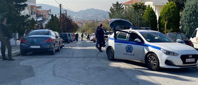 Θεσσαλονίκη: Κινηματογραφική καταδίωξη – Τραυματίστηκε αστυνομικός (εικόνες)