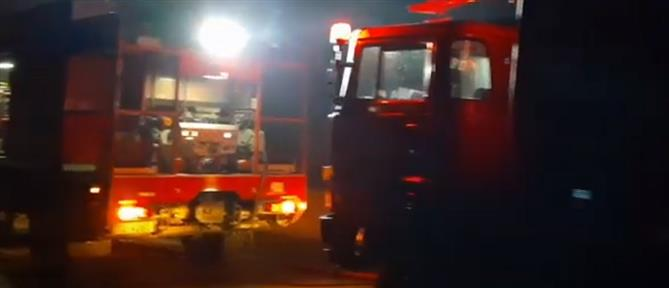 Νεκρός ηλικιωμένος από φωτιά στο σπίτι του