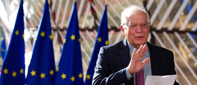 Συμβούλιο Εξωτερικών Υποθέσεων ΕΕ: Ζήτησε προτάσεις εναντίον της Τουρκίας